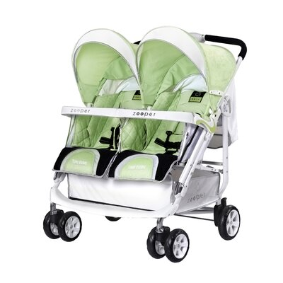 Zooper Tango Escape Double Stroller - Color: Pear at Sears.com
