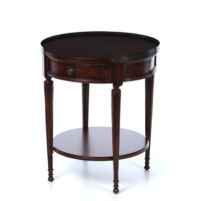 Sampson End Table Finish: Plantation Cherry