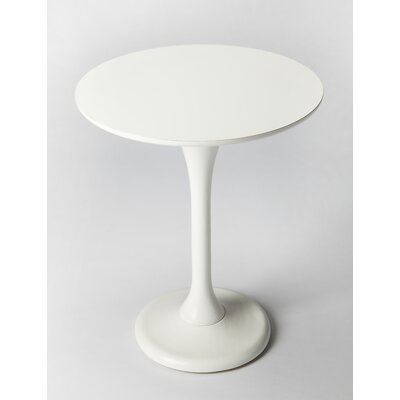 Palmer End Table Finish: Cottage White