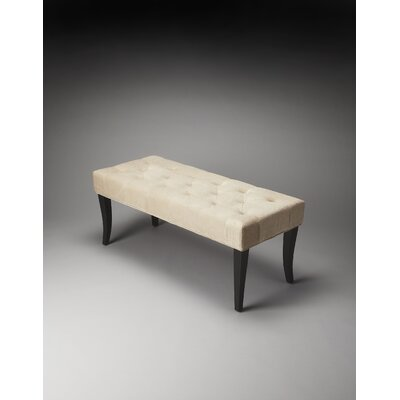 Plantation Taylor Upholstered Bedroom Bench