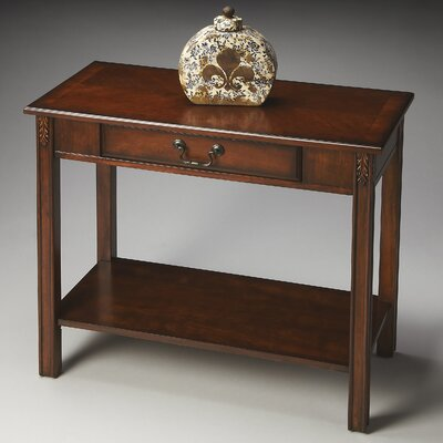 Sheridan Console Table Finish: Cherry