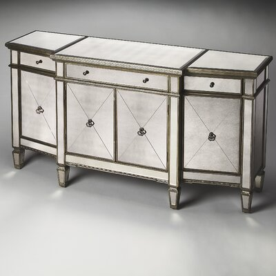 Celeste Sideboard Color: Antique Brass