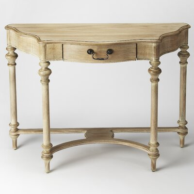 Morency Console Table Finish: Driftwood