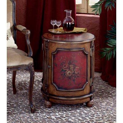 Cheap Butler Artist's Originals Side Drum Table in Red (BTL1302)