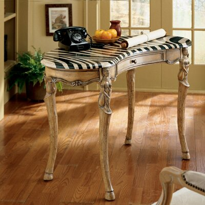 Heritage Zebra Writing Desk picture