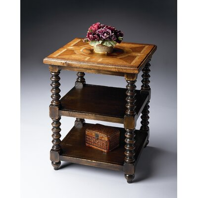 Distinct Butler End Tables Recommended Item