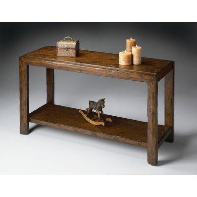 Cheap Butler Mountain Lodge Console Table (BTL2389)