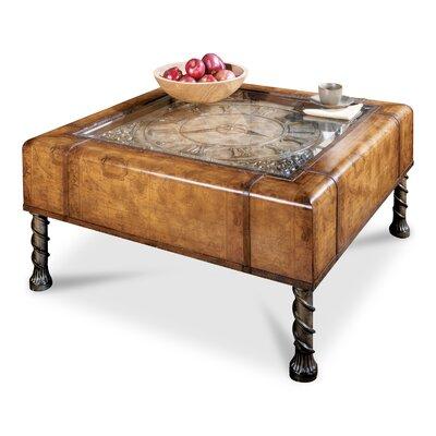 Heritage Clock Coffee Table