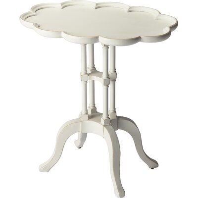 Lloyd End Table Finish: Cottage White
