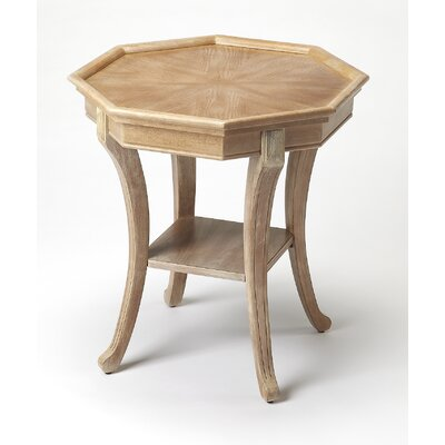 Kingston End Table Finish: Driftwood