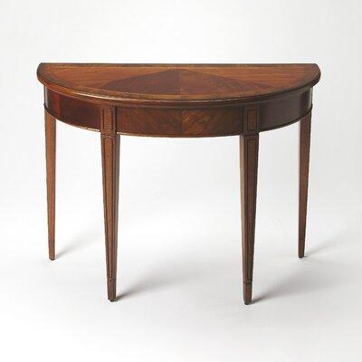 Hampton Console Table Finish: Olive Ash Burl