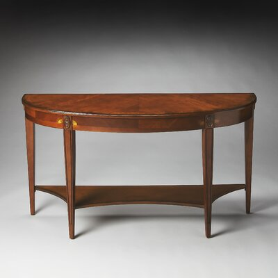 Masterpiece Astor Demilune Console Table