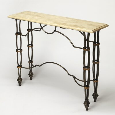 Girona Fossil Console Table