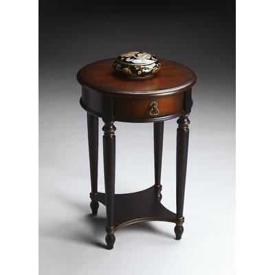 Cheap Butler Artist's Originals Accent Table in Distressed Cafe Noir (BTL2469)