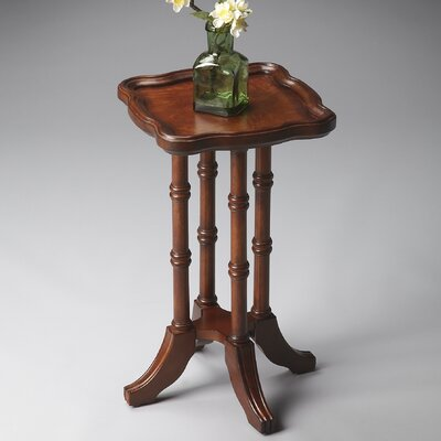Lease to own Plantation Cherry Scatter End Table...