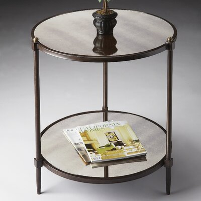 Chrystal End Table