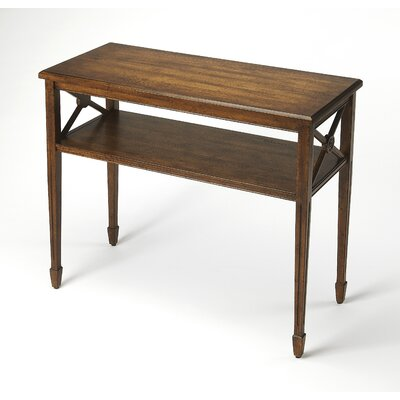Alcott Console Table Finish: Dark Toffee