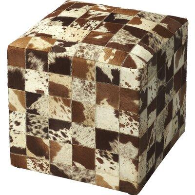 Tilford Cube Ottoman