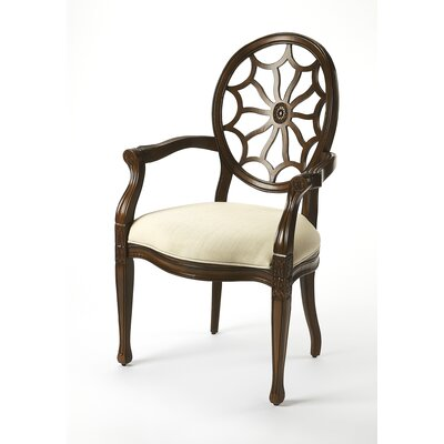 Merwin Armchair Finish: Plantation Cherry
