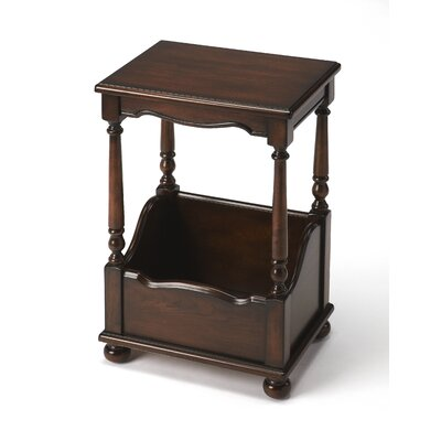 Bettencourt Cherry End Table