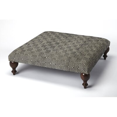 Wilshire Upholstered Cocktail Ottoman