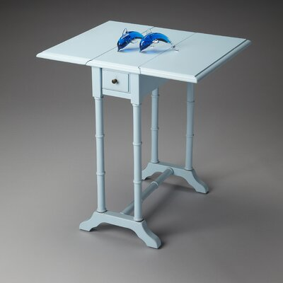 Butler Essentials Masterpiece Console Table - Finish: Baby Blue