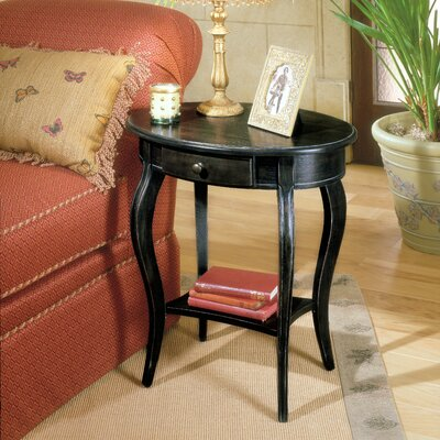 Butler Essentials Masterpiece Oval End Table - Finish: Brushed Sable at Sears.com
