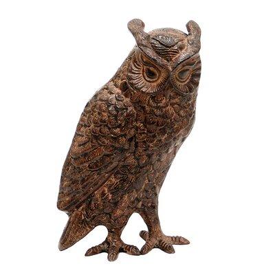 Screech Owl Statue OWL-02