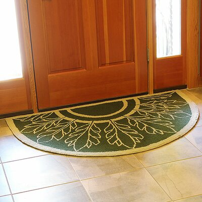 Central Park Half Round Doormat