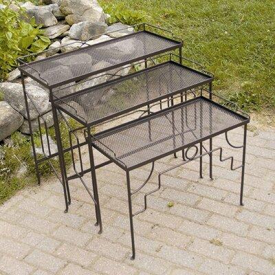 Nesting Tables 3 Piece Set