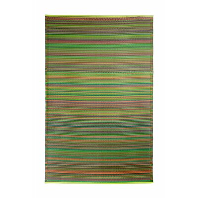 Melange Doormat Color: Popsicle