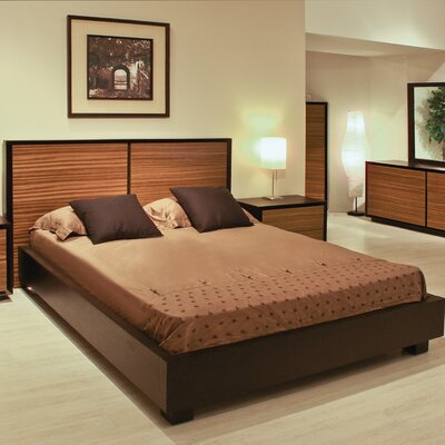 Credit for Murano Platform Bedroom Collection...