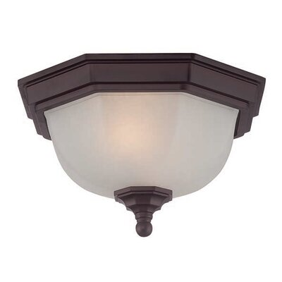 Lettie 2-Light Flush Mount