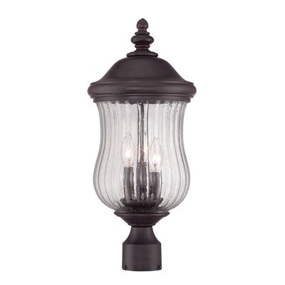 MarbleX Bellagio 3-Light Lantern Head