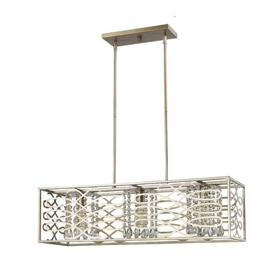 Brax 3-Light Kitchen Island Pendant