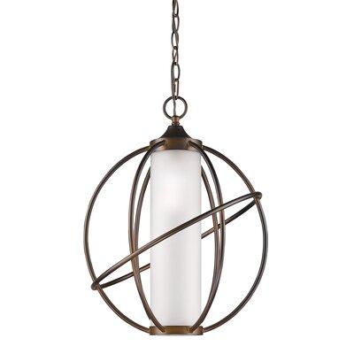 Loft 1-Light Globe Pendant