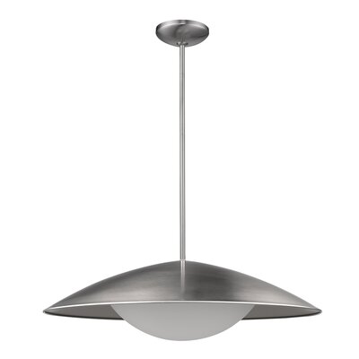 Chasteen Inverted Pendant Finish: Satin Nickel