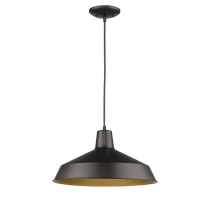 Alcove 1-Light Mini Pendant