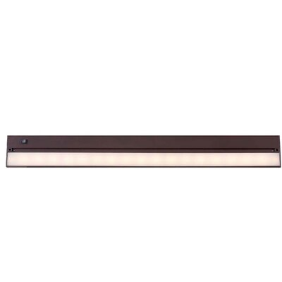 32 LED Under Cabinet Bar Light Finish: Matte Bronze