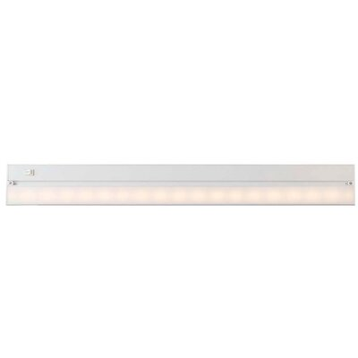 32 LED Under Cabinet Bar Light Finish: Gloss White