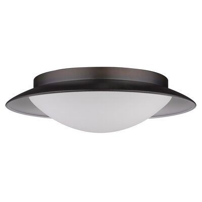 Chasteen Flush Mount Base Finish: Oil Rubbed Bronze