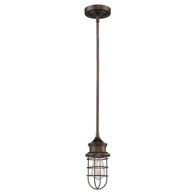 Aspenwood 1-Light Foyer Pendant