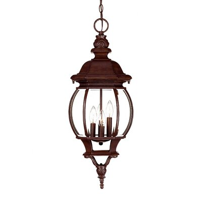 Chateau 4-Light Outdoor Hanging Lantern
