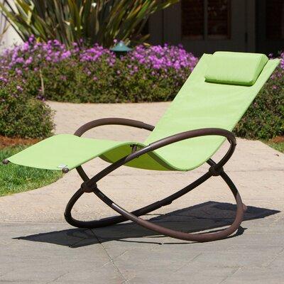 Kimmel Original Orbital Zero Gravity Chair Fabric: Light Green