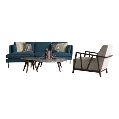Shelburne 4 Piece Living Room Set
