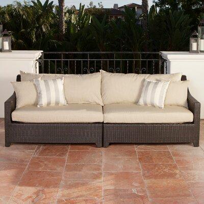 Deco Patio Sofa Cushions - Product photo