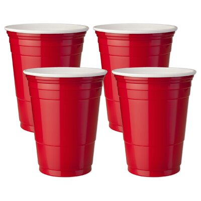 Double Walled Party Cup 407-4