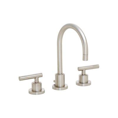 Montara Double Handle Widespread Deck Mounted Lavatory Faucet Finish: Bella Terra Bronze