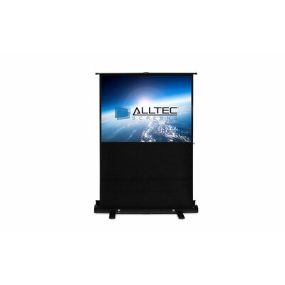 Portable Projection Screen Viewing Area: 39 H x 69 W
