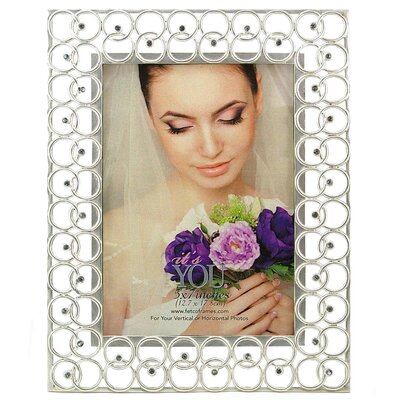Cecily Circles and Stones Picture Frame Y102757